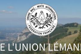 """Loge maçonnique """"L'Union Lémanique"""""""