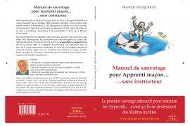 Manuel de sauvetage pour Apprenti maçon… Sans instructeur – Franck Fouqueray