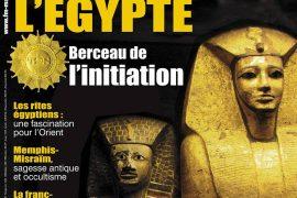 Franc-Maçonnerie Magazine N° 50 – L'Egypte, berceau de l'initiation