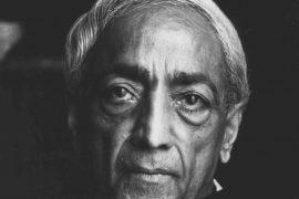 POURQUOI DES GUIDES SPIRITUELS ? par Krishnamurti