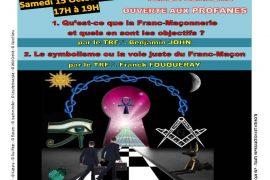 TBO -Paris : Franc-Maçonnerie, objectifs, symbolisme et voie juste du franc-maçon