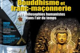 Franc-Maçonnerie Magazine N° : Bouddhisme, franc-maçonnerie et occident