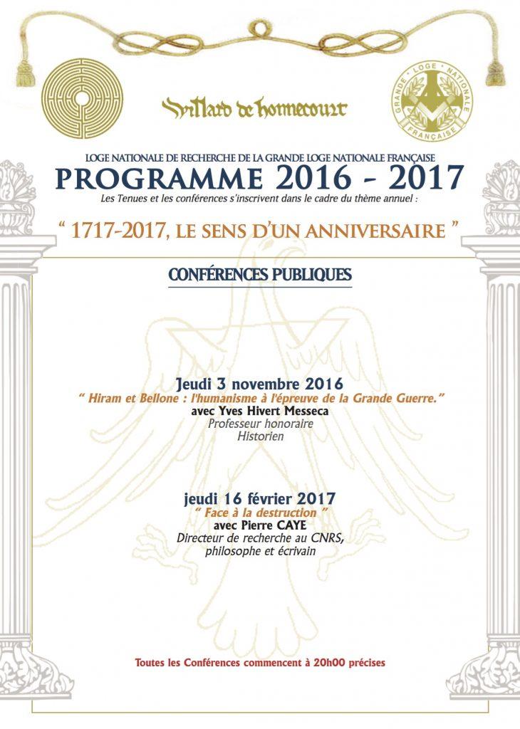 villard-de-honnecourt-programme_villard_2016-2017