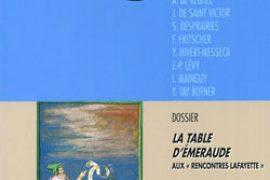 CHAÎNE D'UNION N° 78 : LA TABLE D'ÉMERAUDE