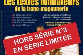 FRANC-MAÇONNERIE MAGAZINE – HORS SÉRIE N°3