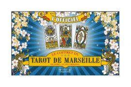 LE COFFRET DU TAROT DE MARSEILLE – LE LIVRE + JEU