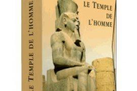 LE TEMPLE DE L'HOMME – COFFRET 2 VOLUMES RELIÉS