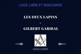 LES DEUX LAPINS – GILBERT GARIBAL
