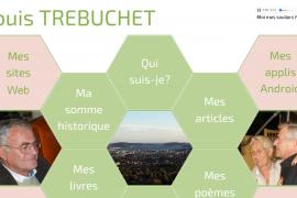 LOUIS TREBUCHET…LE SITE