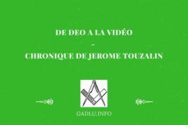 DE DEO A LA VIDÉO – JÉRÔME TOUZALIN