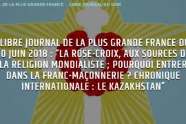 LA FRANC-MAÇONNERIE SUR RADIO COURTOISIE