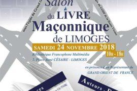 4° SALON DU LIVRE MAÇONNIQUE DE LIMOGES
