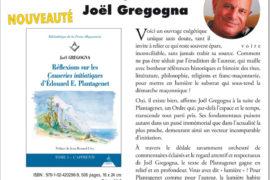 DETRAD – RENCONTRE & DÉDICACES AVEC JOEL GREGOGNA