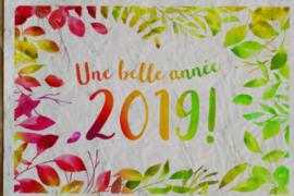 GADLU.INFO VOUS SOUHAITE UNE BELLE ANNEE 2019