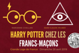VIDEO – HARRY POTTER CHEZ LES FRANCS-MAÇONS