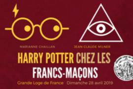 VIDEO – HARRY POTTER CHEZ LES FRANCS-MAÇONS