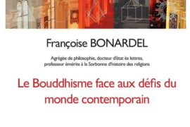 CONFERENCE « LE BOUDDHISME FACE AUX DÉFIS DU MONDE CONTEMPORAIN »