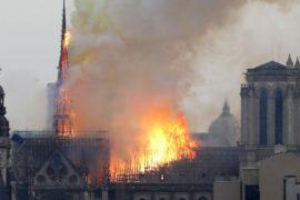 LA SYMBOLIQUE DE LA CATHEDRALE DE NOTRE DAME DE PARIS