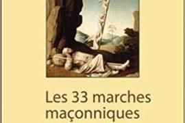 LES 33 MARCHES MAÇONNIQUES – UNE ECHELLE DE JACOB