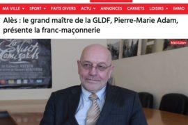LA FRANC-MAÇONNERIE PAR LE GRAND MAÎTRE DE LA GLDF – VIDÉO
