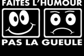 L'HUMOUR FAIT LA GUEULE – BILLET D'HUMEUR MAÇONNIQUE DE FRANCK FOUQUERAY