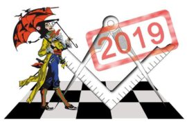 IMAGINALES MAÇONNIQUES ET ÉSOTÉRIQUES 2019