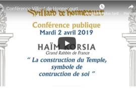 VIDÉO – LA CONSTRUCTION DU TEMPLE, SYMBOLE DE CONSTRUCTION DE SOI