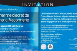 TBO – LE CHARME DISCRET DE LA FRANC-MAÇONNERIE