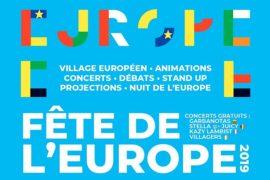 GLFF ET JOURNÉE DE L'EUROPE