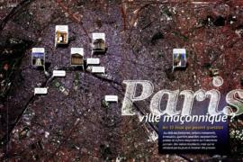 PARIS VILLE MACONNIQUE ? 10 LIEUX QUI POSENT QUESTION