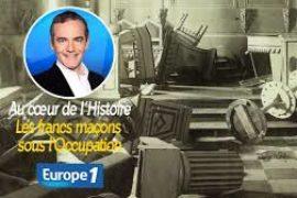 8 MAI 1945 – LES FRANCS-MAÇONS SOUS L'OCCUPATION