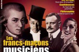 LES FRANCS-MAÇONS MUSICIENS – FRANC-MAÇONNERIE MAGAZINE N° 69