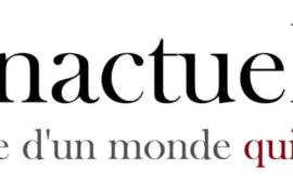 """HISTOIRE DE LA PHILOSOPHIE FRANC-MAÇONNE – """"L'INACTUELLE"""""""