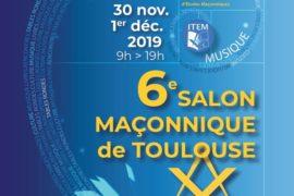 6EME SALON MAÇONNIQUE DE TOULOUSE