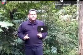 """INSOLITE – EXERCICES """"PHYSIQUES"""" POUR FRANC-MAÇON"""