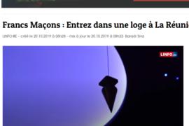 VIDEO – FRANCS-MAÇONS : ENTREZ DANS UNE LOGE A LA REUNION