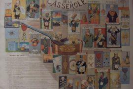 « JEU DE LA CASSEROLE »-  un jeu antimaçonnique