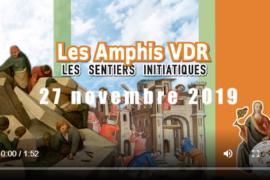 VIDEOS – ENTRETIEN SUR L'ALCHIMIE – LES AMPHIS VDR