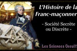 WEB TV ARCANA – Histoire de la Franc Maçonnerie – Les Sociétés Secrètes