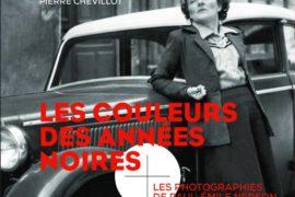 LES COULEURS DES ANNEES NOIRES – NOTE DE LECTURE DE JACK CHABOUD