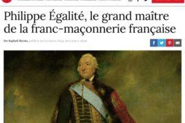 LE GRAND MAÎTRE GÉNÉRAL ET PERPÉTUEL DES MAÇONS DANS LE ROYAUME DE FRANCE