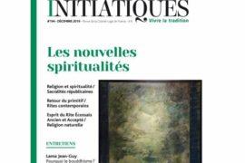 POINTS DE VUE INITIATIQUES N° 194 « Les nouvelles spiritualités »