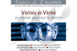 LES CAHIERS DE L'ALLIANCE N°5 – VÉRITÉS ET VÉRITÉ