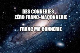 FRANC MA CONNERIE – UNE PAGE FACEBOOK D'HUMOUR MAÇONNIQUE