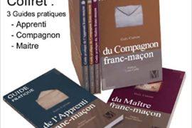 COFFRET DU FRANC MAÇON – APPRENTI / COMPAGNON / MAÎTRE