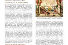 MAIRE DE LYON ET FRANC-MAÇON SANS TABLIER : JUSTIN GODART