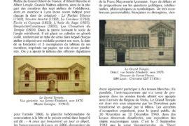 HISTOIRE DU TEMPLE MAÇONNIQUE GARIBALDI À LYON