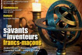 SAVANTS ET INVENTEURS FRANCS-MAÇONS – FRANC-MAÇONNERIE N°75 –