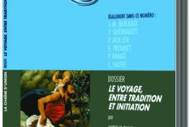 LE VOYAGE, ENTRE TRADITION ET INITIATION – CHAÎNE D'UNION N°93