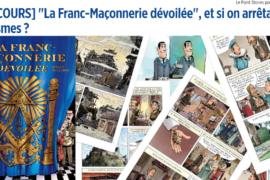 """LE POINT – JEU/CONCOURS """"LA FRANC-MACONNERIE DEVOILEE"""""""